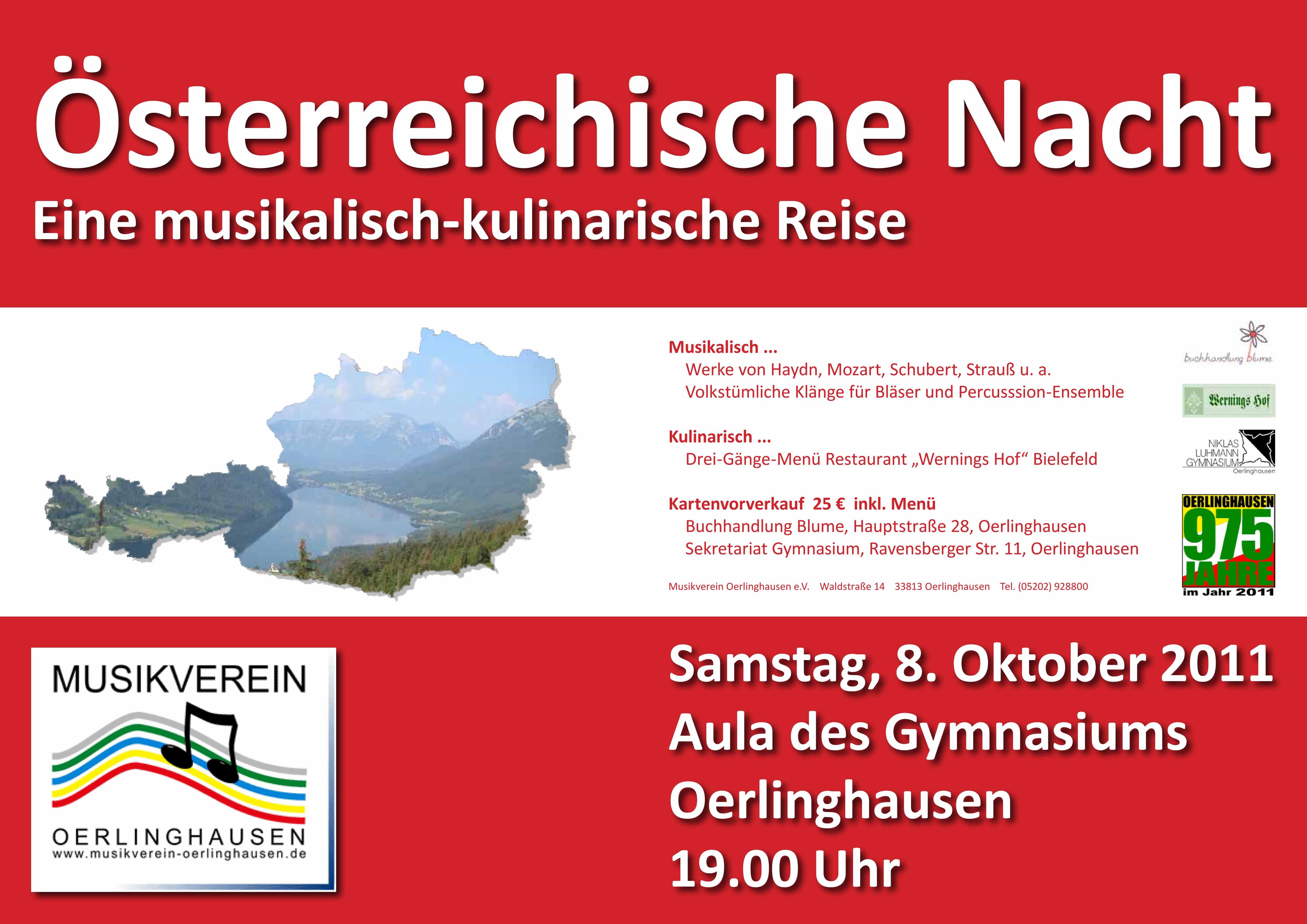 2011 Oesterreichische Nacht Plakat